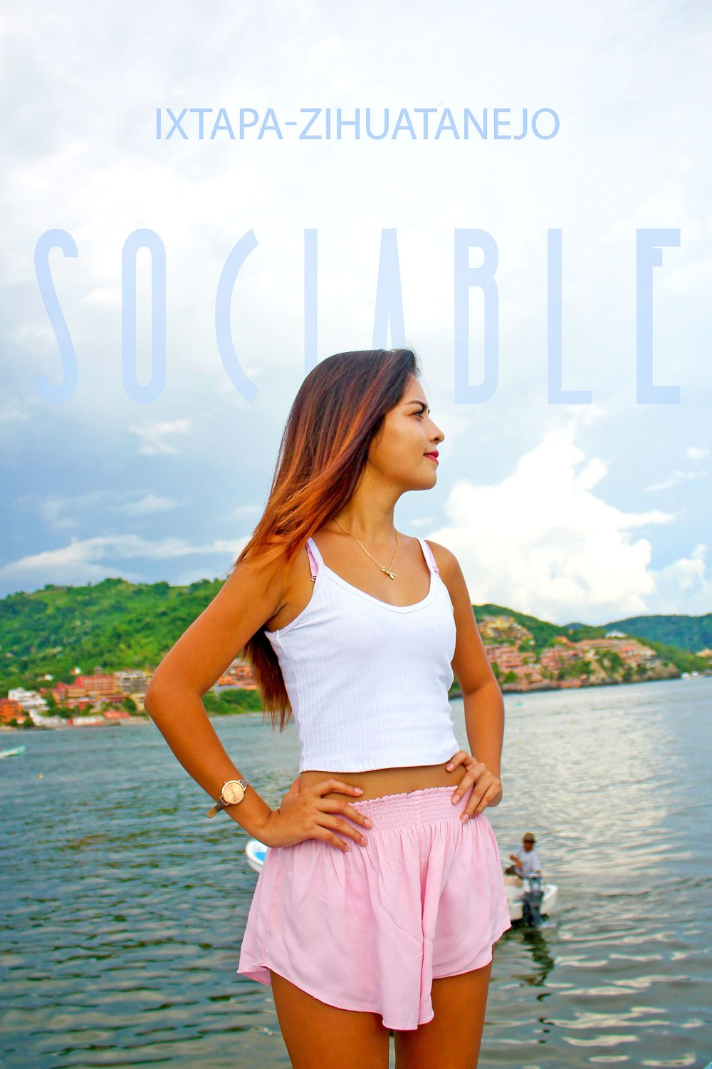 chica-sociable-muelle